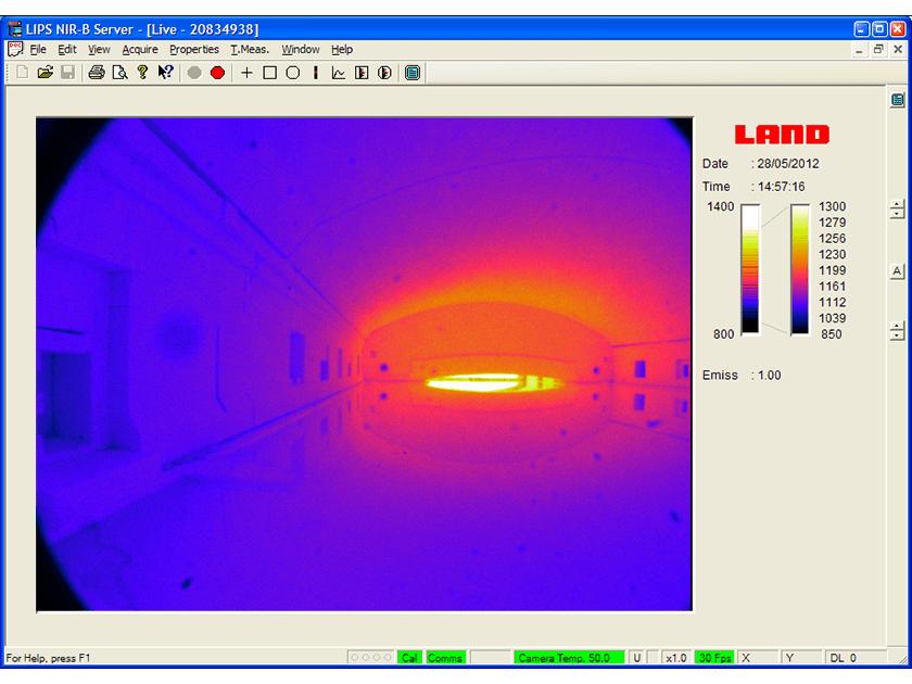 Landscan Windows Control and Analyze — программное обеспечение